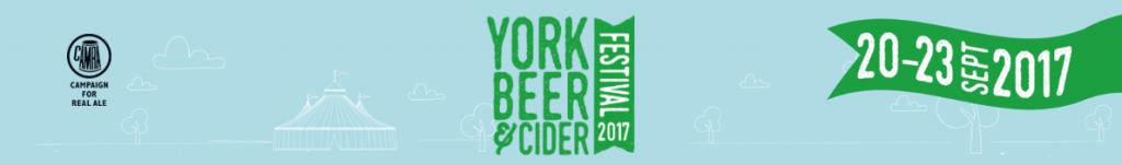 York Beer & Cider Festival 2017