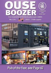 Issue 124 Summer 2015