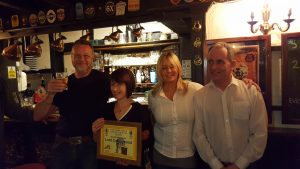 T&C Pub of Season Sep16